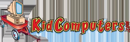 Kid Computer Logo